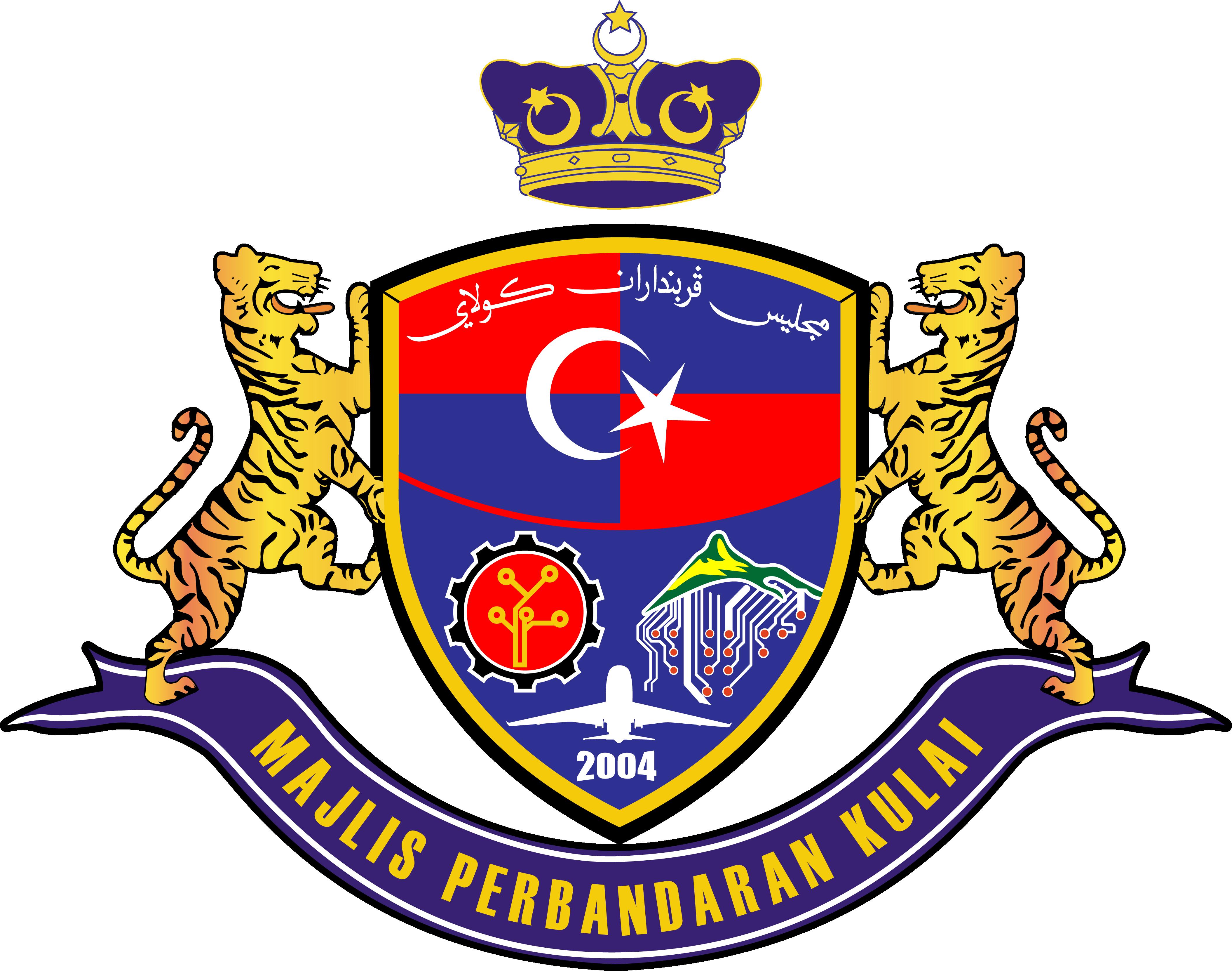 Logo Portal Rasmi Majlis Perbandaran Kulai Mpk